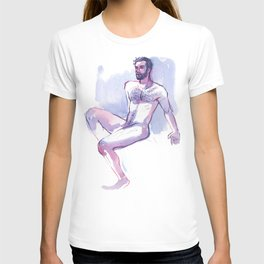 KYLE, Nude Male by Frank-Joseph T-shirt