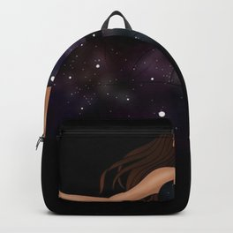 She is the Galaxy Backpack