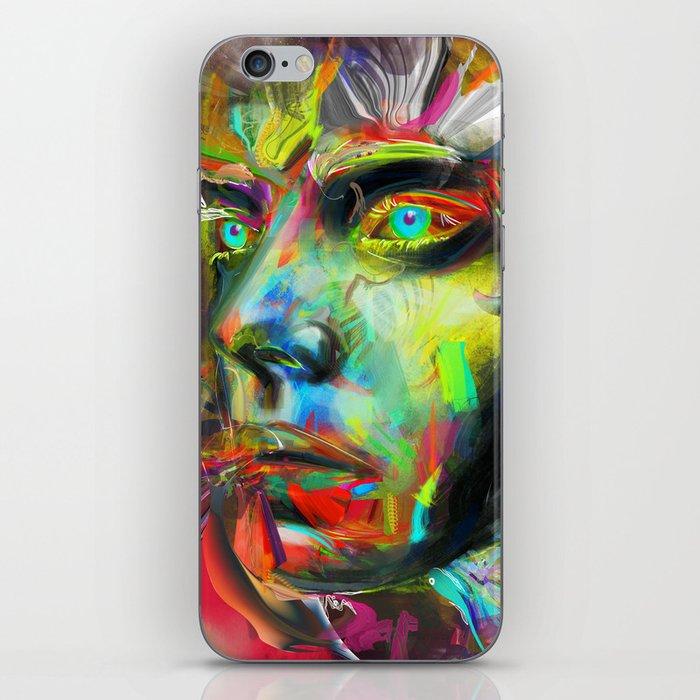 Rainscape Rhythm iPhone Skin