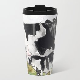 Mommy Milk Cow Travel Mug