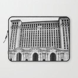 MICHIGAN CENTRAL TRAIN STATION - DETROIT Laptop Sleeve