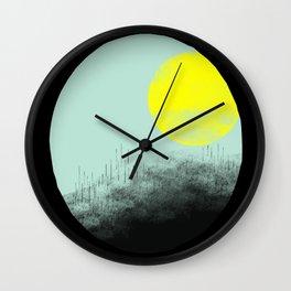 Nights Wall Clock