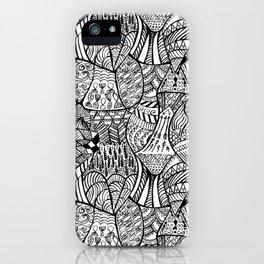Pile of Fish iPhone Case