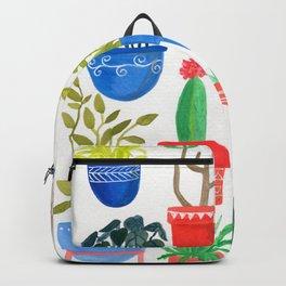 House Plants Backpack