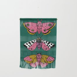 Moths Wall Hanging
