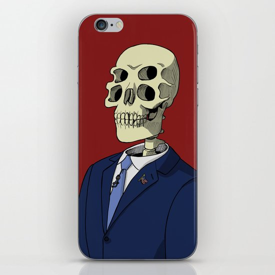 Universal Candidate iPhone & iPod Skin
