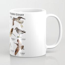 Shorebirds of the Pacific Coast Coffee Mug