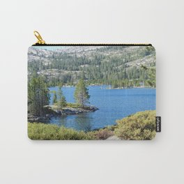 Inlet, lake, water, nature, road trip Carry-All Pouch