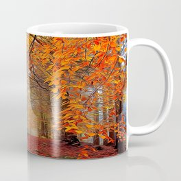 Autumn Parade Coffee Mug