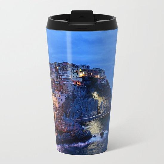 Cinque Terre Metal Travel Mug