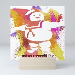 stay.puft.inc Mini Art Print