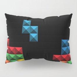 Tetris Blocks Pillow Sham