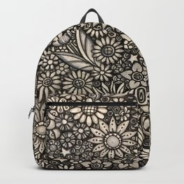 Owl be watching you Backpack