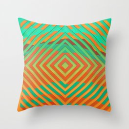 TOPOGRAPHY 2017-021 Throw Pillow
