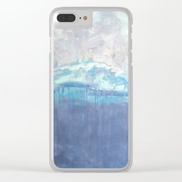 NOW Clear iPhone Case