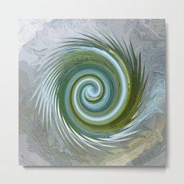 Abstract Mandala 253 Metal Print