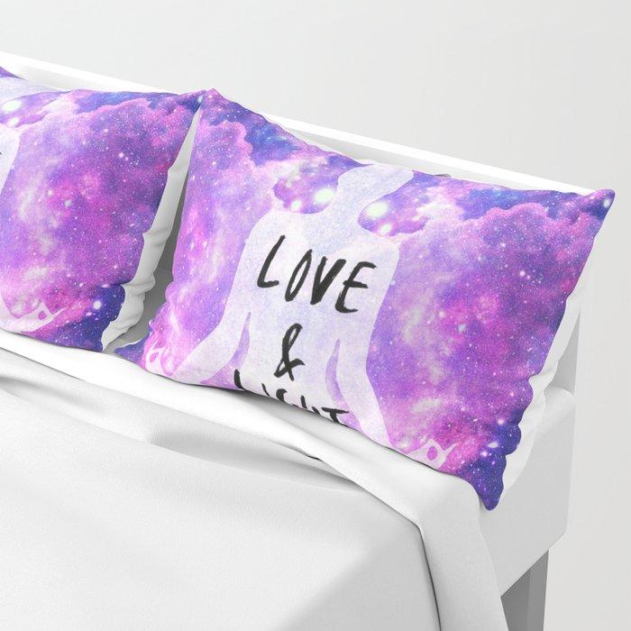 Love & Light Pillow Sham