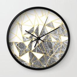 Ab Marb Wall Clock