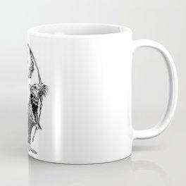 Rat with flower #2 Coffee Mug