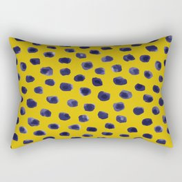 BLUEBERRY DOTS Rectangular Pillow