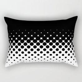 Black Holes Rectangular Pillow