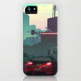Vice City iPhone Case
