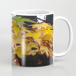 California Leaves In Fall Coffee Mug