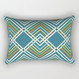 Track & Field Rectangular Pillow