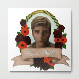 Kieren Walker Metal Print
