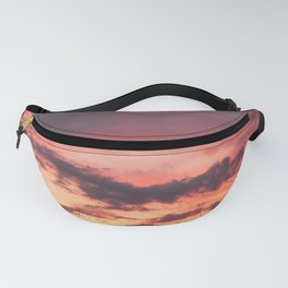 Sunrise Sherbet Fanny Pack