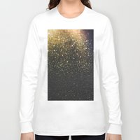 sparkle Long Sleeve T-shirts featuring Sparkle by Jane Lacey Smith