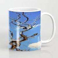 floyd Mugs featuring Tree Of Floyd by Thomas Eppolito