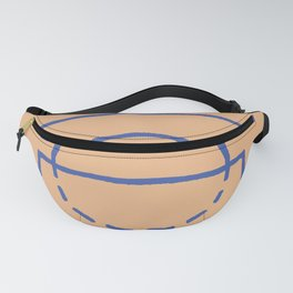 New Orleans Court Fanny Pack