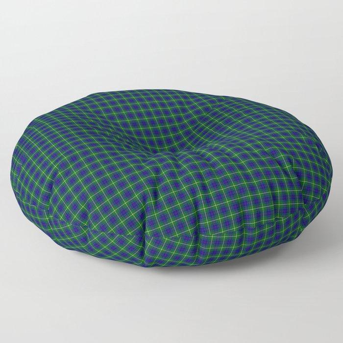 MacNeil Tartan Floor Pillow