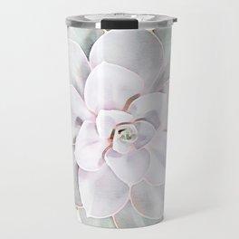 Echeveria perle von nürnberg Travel Mug
