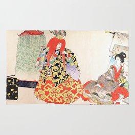 Chiyoda Castle Rug