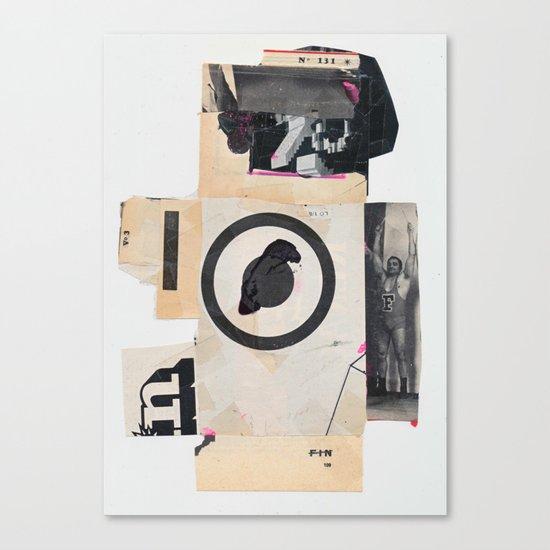 KAFEFAKE Canvas Print