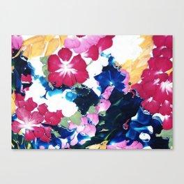 Colour memories Canvas Print