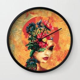Broken BBI Wall Clock