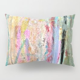 Colorful Bohemian Abstract 1 Pillow Sham