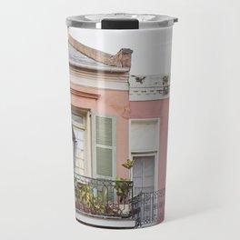 New Orleans Golden Hour in the Quarter Travel Mug