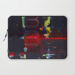 At The Bar And Bistro 3 by Kathy Morton Stanion Laptop Sleeve
