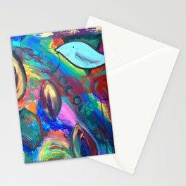 Flight (2015) Original Painting Stationery Cards