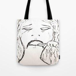 Consume & Exhume. Tote Bag