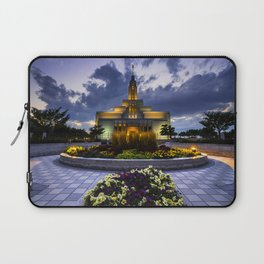 Draper Mormon Lds Temple - Utah Laptop Sleeve