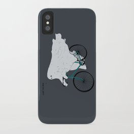 Negative Ghostrider G iPhone Case