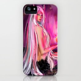 kaguya iPhone Case