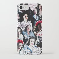 peggy carter iPhone & iPod Cases featuring Peggy Carter Sass by Long live the Evil Queen♔