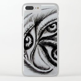 Triple Clear iPhone Case