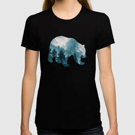 Bear of Forest and Sky T-shirt